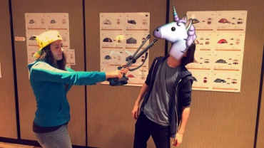 How to kill a unicorn 101 Part II ©Richy